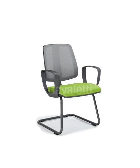 Cadeira para Escritório - Executiva - Fixa - 43106 S - Cavaletti