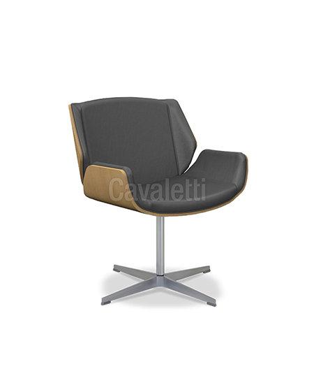 Cadeira para Escritório - Poltrona - Fixa - 36060 - Cavaletti