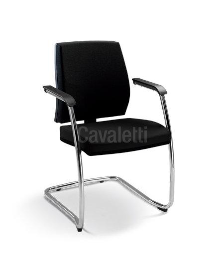 Cadeira para Escritório - Executiva - Fixa - 37006 S CR - Cavaletti