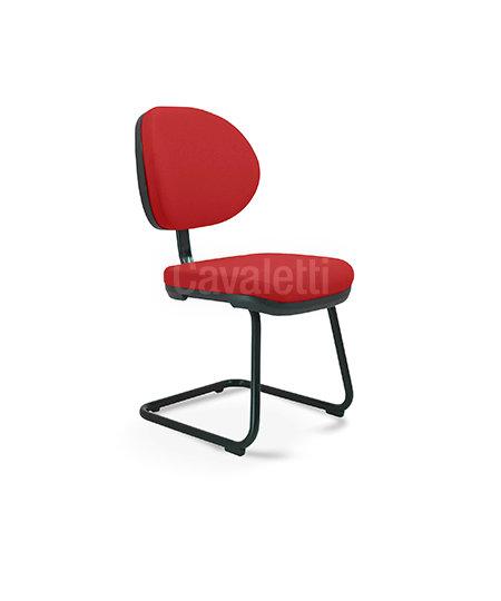 Cadeira para Escritório - Secretária Executiva - Fixa - 8207  - Cavaletti