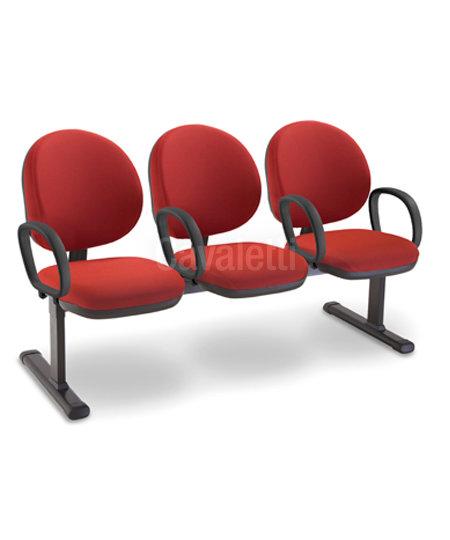 Cadeira para Escritório - Executiva  - Longarina - 8105 - Cavaletti
