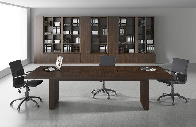 Mesa para Escritório - Reuniões - Artesano