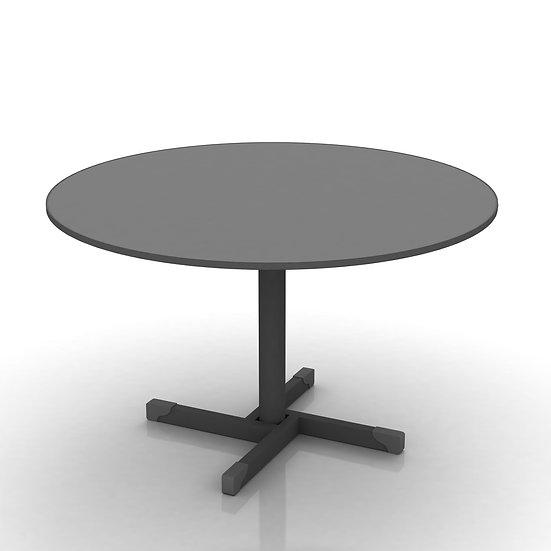 Mesa de reunião redonda 15mm Maranello