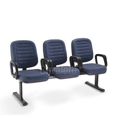 Cadeira para Escritório - Diretor - Longarina - 6005 - Cavaletti