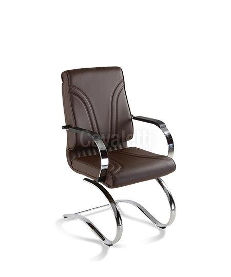 Cadeira para Escritório - Diretor - Fixa- 20006 Elíptica - Cavaletti
