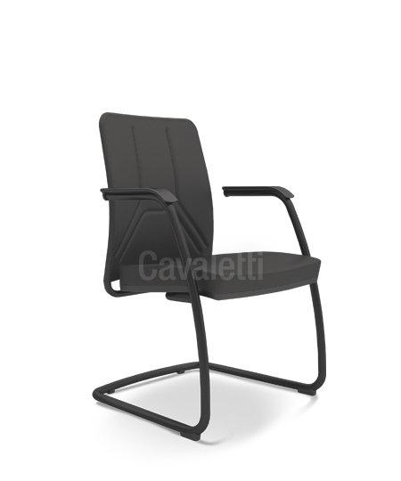 Cadeira para Escritório - Diretor - Fixa - 19006 SI - Cavaletti