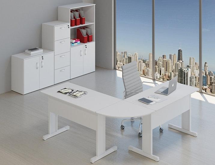 Mesa para Escritório - Linha 15mm - Maranello 01