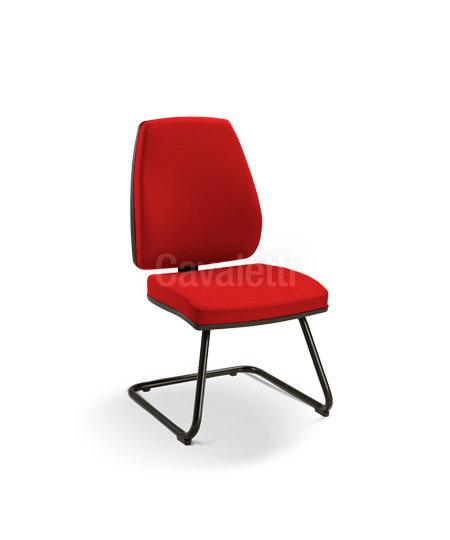 Cadeira para Escritório - Executiva - Fixa- 38006 S - Cavaletti