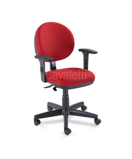 Cadeira para Escritório - Executiva - Giratória - 8103 - Cavaletti