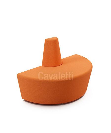 Cadeira para Escritório - Poltrona - Fixa - 36818 - Cavaletti