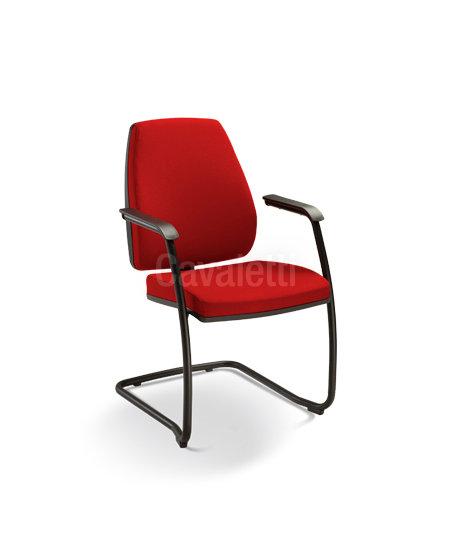 Cadeira para Escritório - Executiva - Fixa- 38006 SI - Cavaletti