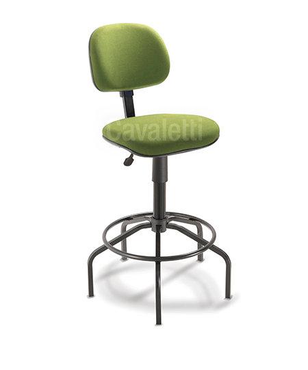 Cadeira para Escritório - Secretária - Caixa - 4020 - Cavaletti