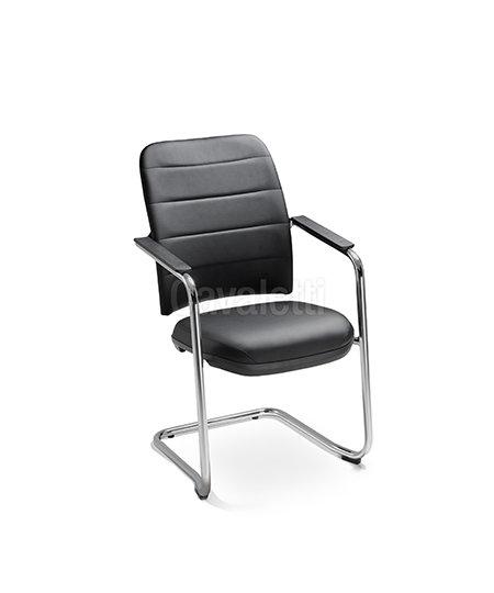 Cadeira para Escritório - Executiva - Fixa - 16506 S    - Cavaletti