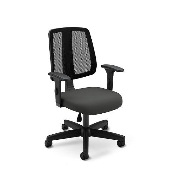 Cadeira para Escritório - Executiva - Giratória -  43503 EP - Cavaletti