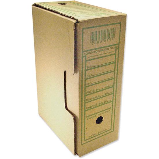 Caixa de Arquivo Morto Papelão