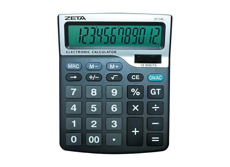 Calculadora ZETA ZT-745