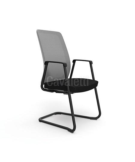 Cadeira para Escritório - Executiva - Fixa - 42106 SI - Cavaletti