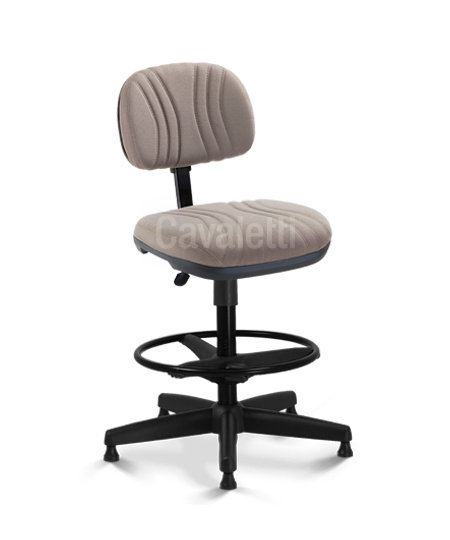 Cadeira para Escritório - Secretária - Caixa - 3022 - Cavaletti