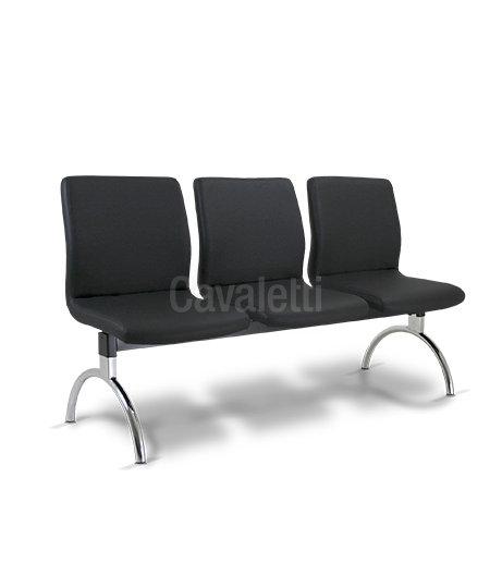 Cadeira para Escritório - Diretor - Longarina - 18010 - Cavaletti