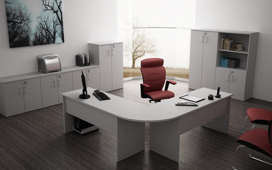 Mesa para Escritório Linha Operacional -Avantti