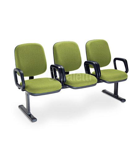 Cadeiras para Escritório - Longarina - Diretor - 4005 - Cavaletti