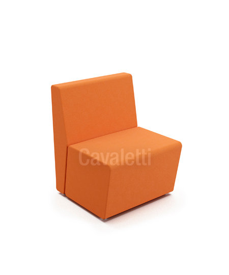 Cadeira para Escritório - Poltrona - Fixa - 36865 - Cavaletti