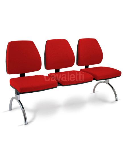 Cadeira para Escritório - Executiva - Longarina - 38010 - Cavaletti