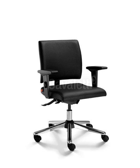 Cadeira para Escritório - Executiva - Giratória - 18004 - Cavaletti