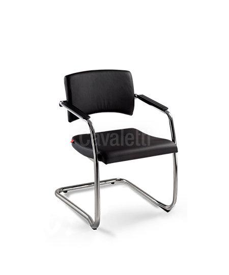 Cadeira para Escritório - Executiva - Fixa- 18007 S - Cavaletti