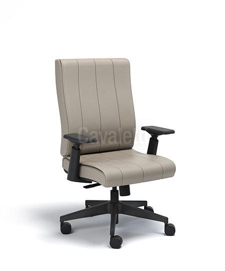 Cadeira para Escritório - Diretor- Giratória - 20502 4D - Cavaletti