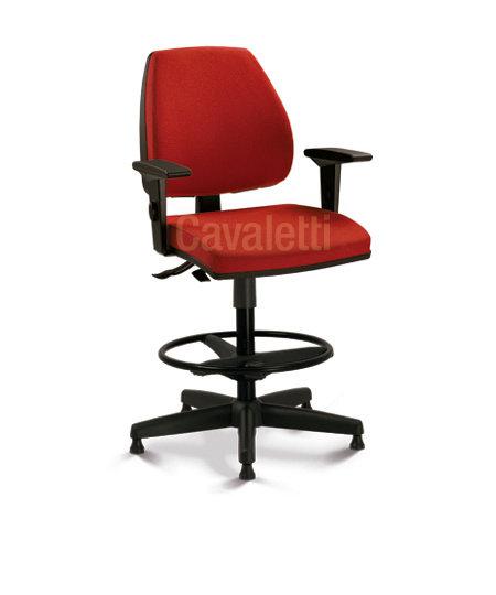 Cadeira para Escritório - Executiva - Caixa - 38022 - Cavaletti