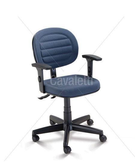 Cadeira para Escritório - Executiva - Giratória - 6104 - Cavaletti