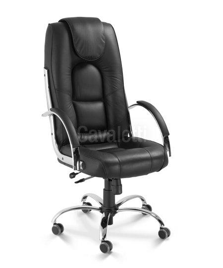 Cadeira para Escritório - Presidente - Giratória - 20301 - Cavaletti