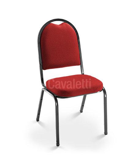Cadeira Empilhável - 1002  - Cavaletti