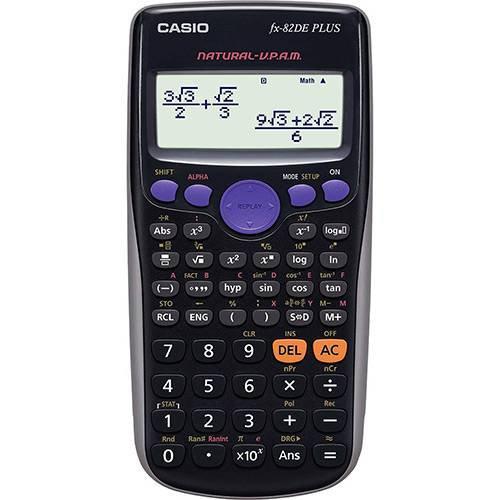 Calculadora Científica FX-82ES Plus - Casio