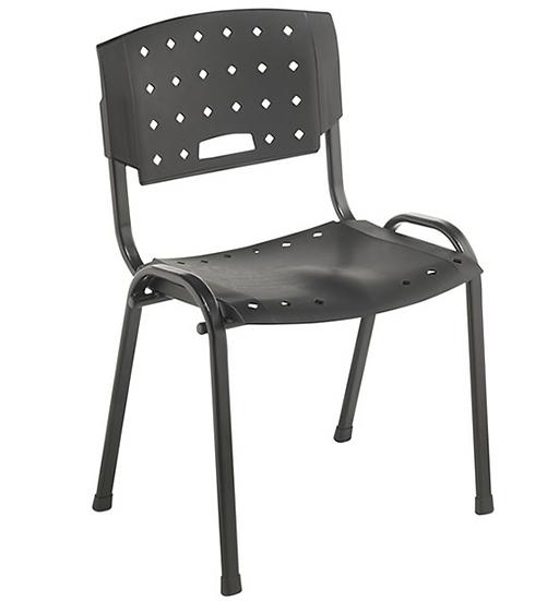 Cadeira para Escritório - Plástica - Fixa - MR PLAST