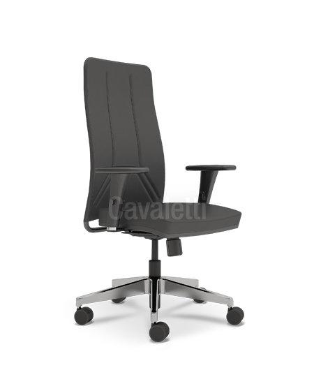 Cadeira para Escritório - Presidente - Giratória - 19001 - Cavaletti
