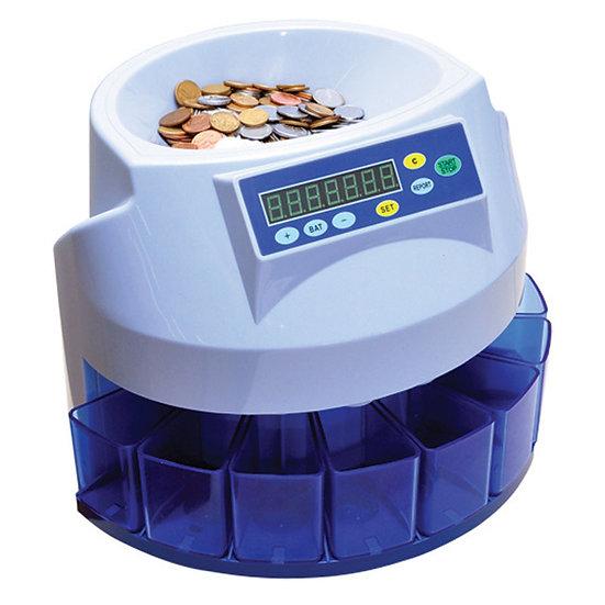 Separador e Contador Automático de moedas CS 885