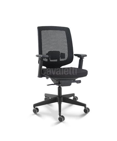 Cadeira para Escritório - Presidente - Giratória - 28001 - Cavaletti