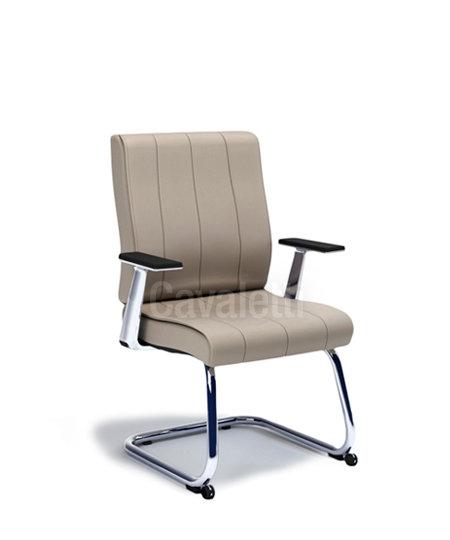 Cadeira para Escritório - Diretor- Fixa - 20506 S - Cavaletti