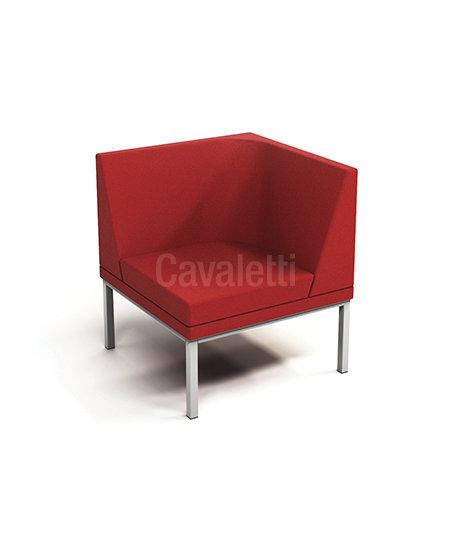 Poltrona Canto - Espera - 36505 - Cavaletti
