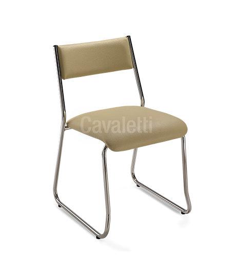 Cadeira Empilhável - 1003  - Cavaletti