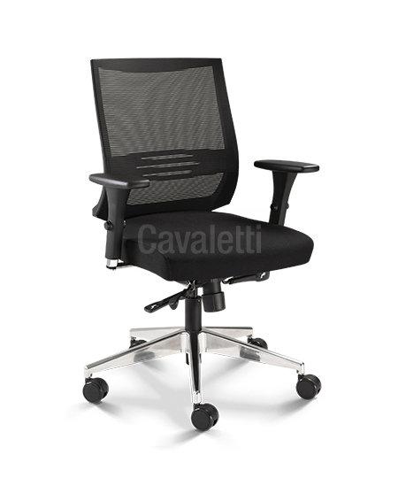Cadeira para escritório - Diretor - Giratória - 27001 - Cavaletti