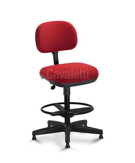 Cadeira para Escritório - Secretária - caixa - 8122 - Cavaletti