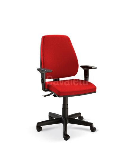 Cadeira para Escritório - Executiva - Giratória - 38003 - Cavaletti