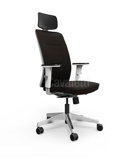 Cadeira para Escritório - Presidente - Giratória - 42101 AC - Cavaletti