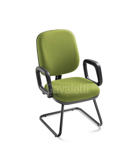 Cadeira para Escritório - Fixa - Diretor - 4006 S - Cavaletti