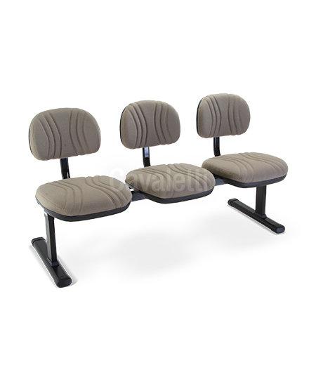 Cadeira para Escritório - Secretária - Longarina - 3009 - Cavaletti