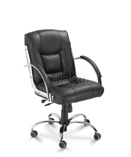 Cadeira para Escritório - Diretor - Giratória - 20302 - Cavaletti