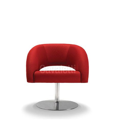 Cadeira para Escritório - Poltrona - Fixa - 36010 - Cavaletti